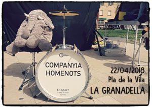 2018-04-22 La Granadella